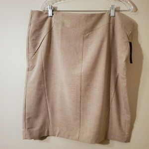 Mini Length Skirt